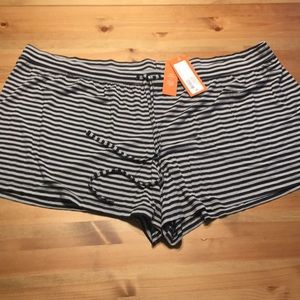 Soft and comfortable PJ bottoms / shorts